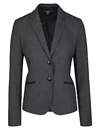 Eleganter Woll-Blazer