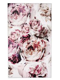 XL-Leinwandbild, Floral