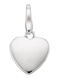 Bedel Hart van echt zilver
