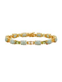 Armband mit Jade