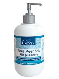 Totes Meer Salz Pflege-Creme im Spender