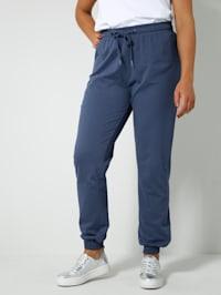 Jog nohavice z čistej bavlny