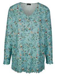 Tričko v jemnej pletenej kvalite