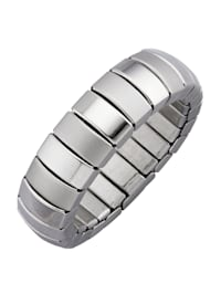 Dámsky prsteň, ušľ.oceľ