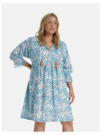 Blusenkleid aus Organic Cotton