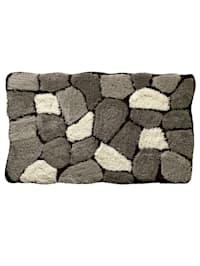 Bademattenserie 'Stone'