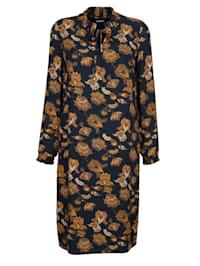 Kleid mit Ornamentdruck
