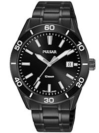 Herren-Armbanduhr Schwarz 10 bar Sport
