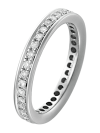 CHRIST Damen-Damenring Diamant