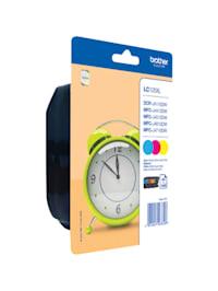 Tinte Tinte Rainbow-Pack LC-125XL