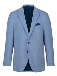 Veste de costume en jersey avec 4 poches intérieures