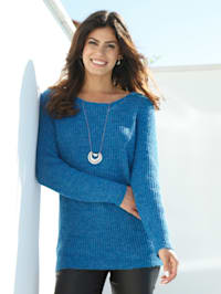 Pullover mit langen Raglanärmeln