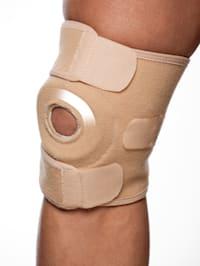 TURBO® Med Kniebandage Komplett zu öffnen