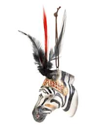Hänger, Zebra