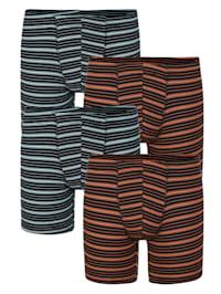 Kalsonger med långa ben, 4-pack
