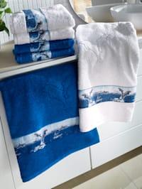 Handdoeken Dolfijn