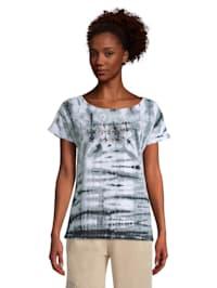 Casual-Shirt mit Pailletten
