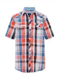 Košile s možností ohrnutí rukávů