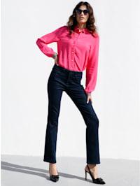 Jeans Boot cut med vide ben