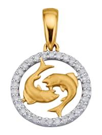 Horoskooppiriipus timanttisomistuksella