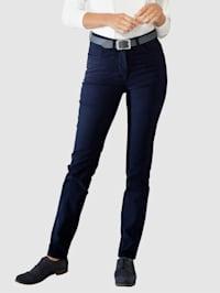 Kalhoty se štrasovým zdobením