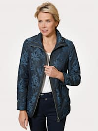Jacket in chic jacquard