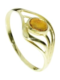 Ring - Hella - Gold 333/000 - Bernstein