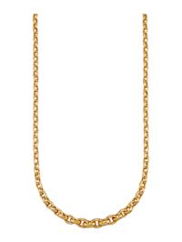 Collier en or jaune 375