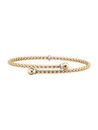 Armbøyle i gull 375