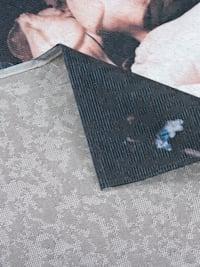 Luxus Designerteppich Flores Rosen