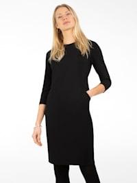 Jerseykleid aus festem Jersey