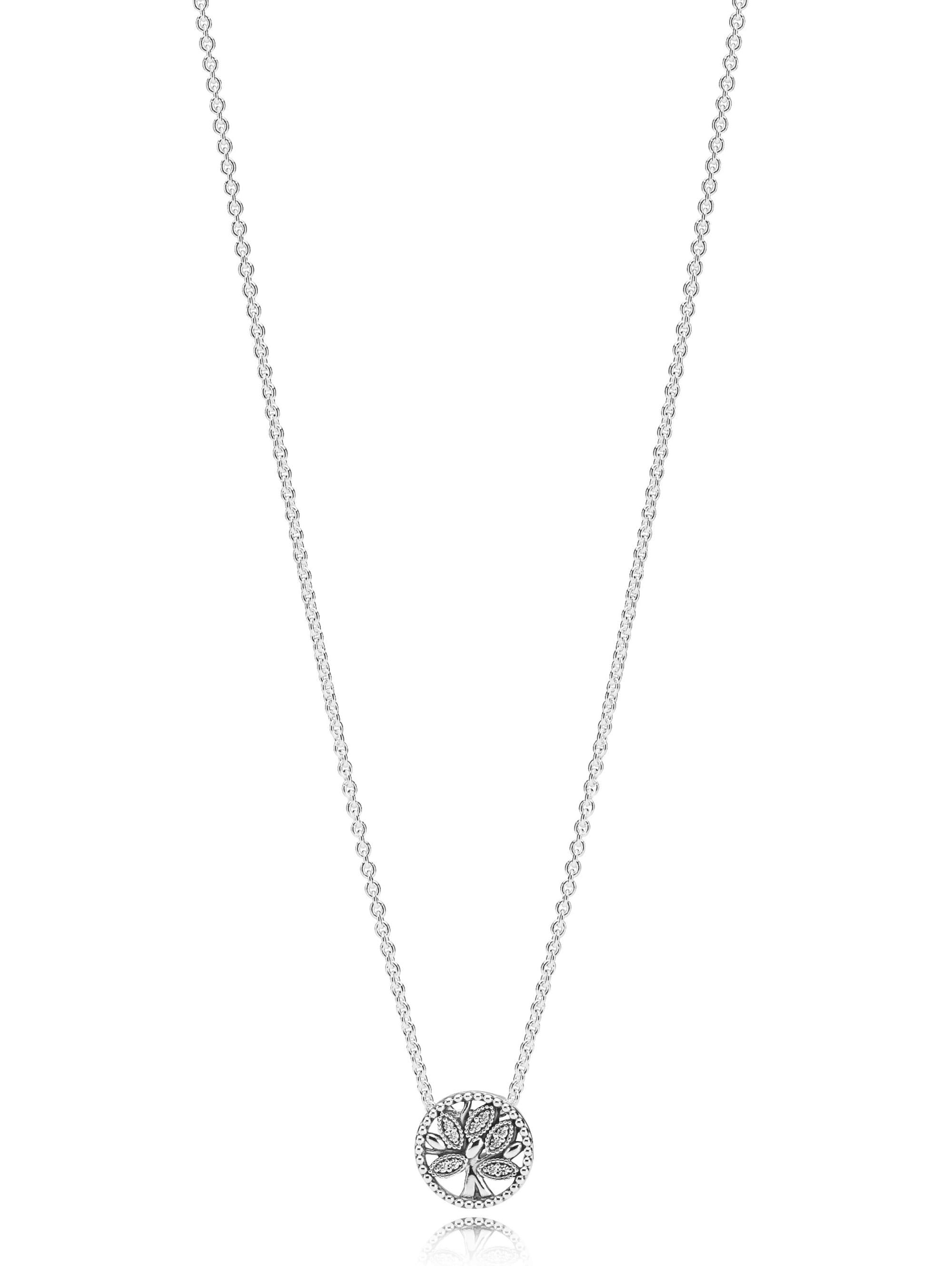 Pandora Halskette -Lebensbaum- 397780CZ-45 JsKfE