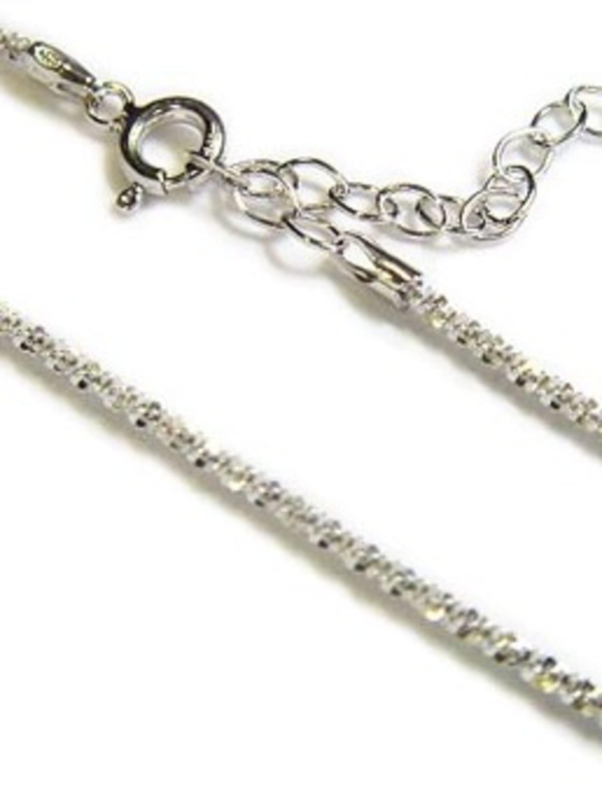 Grazielli Halskette in Silber 1ZwK9