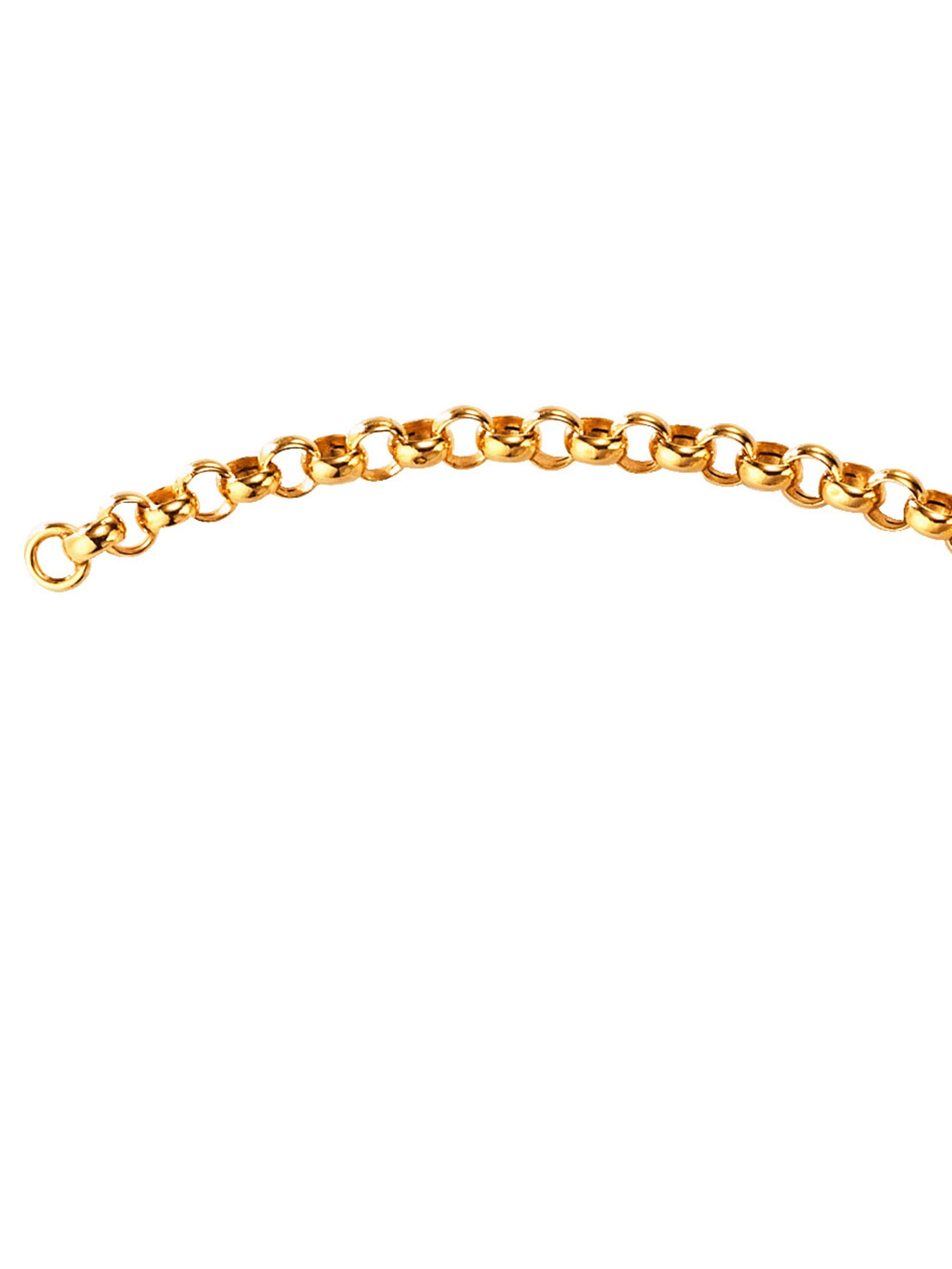 Erbsarmband in Gelbgold Rym10