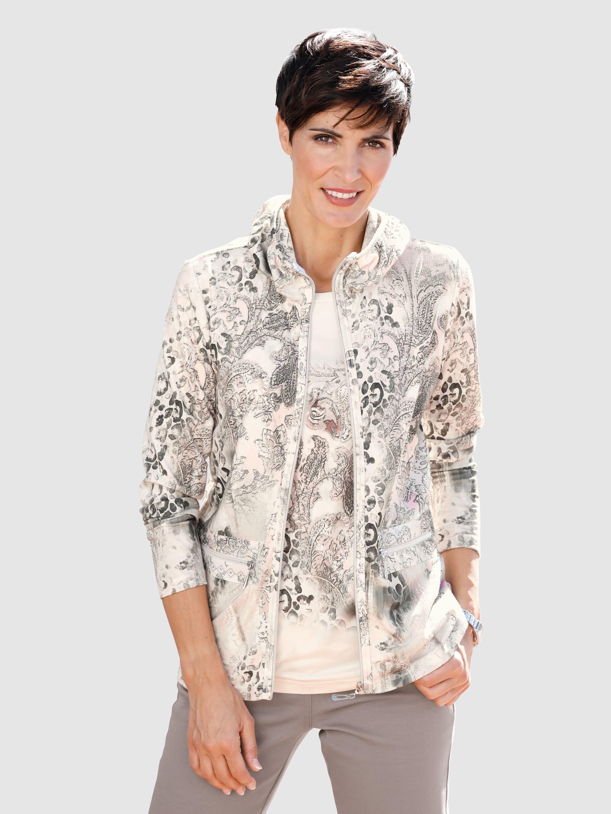 Paola Shirt mit Druckmotiv im Vorderteil sxQZ1 hePLy