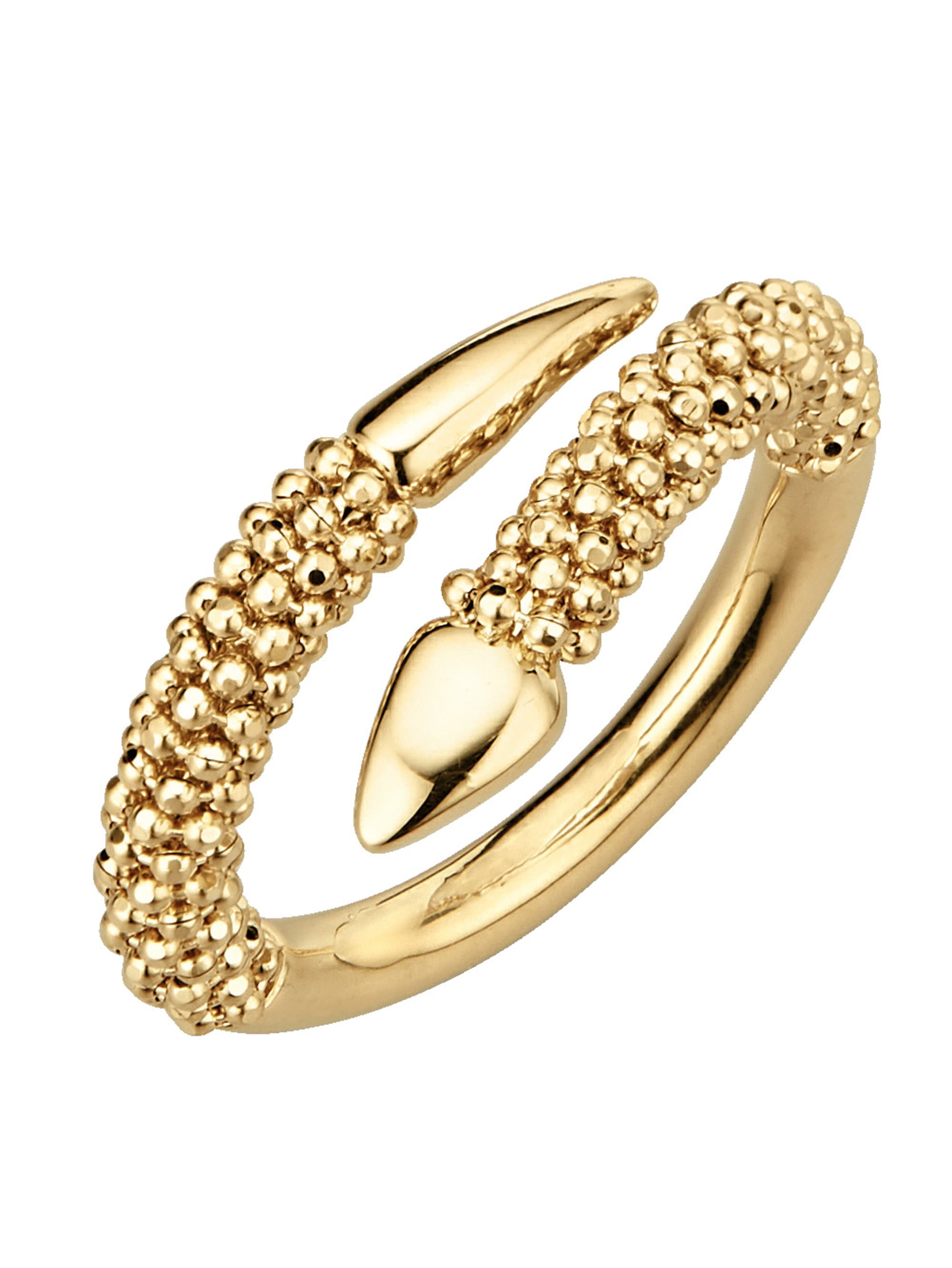 Diemer Gold Schlangen-Ring JDajI