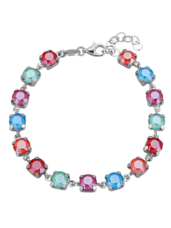 AMY VERMONT Armband mit Kristallen 1XHTH