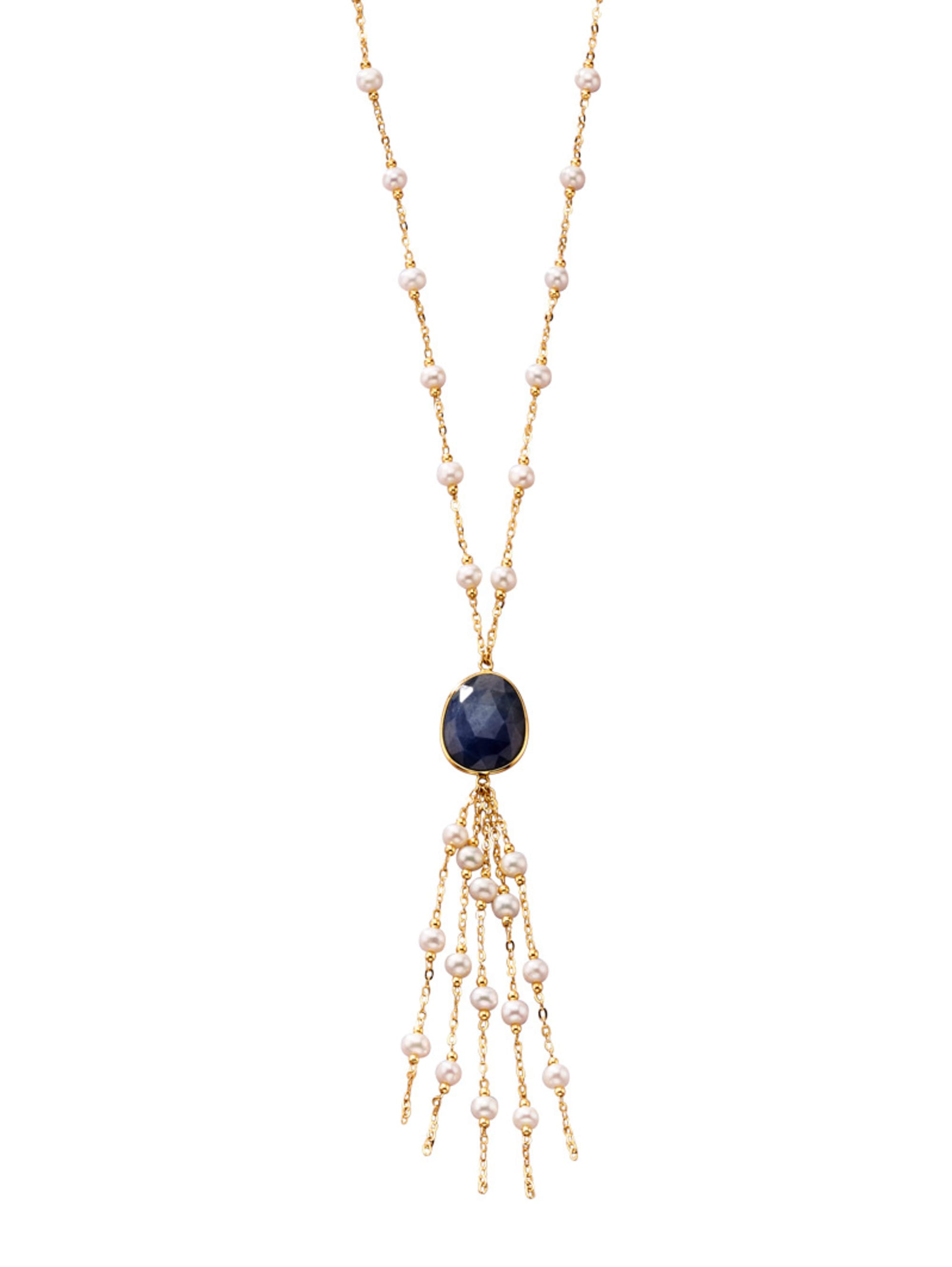 Diemer Perle Y-Collier mit Süßwasserzuchtperlen pY1Bw