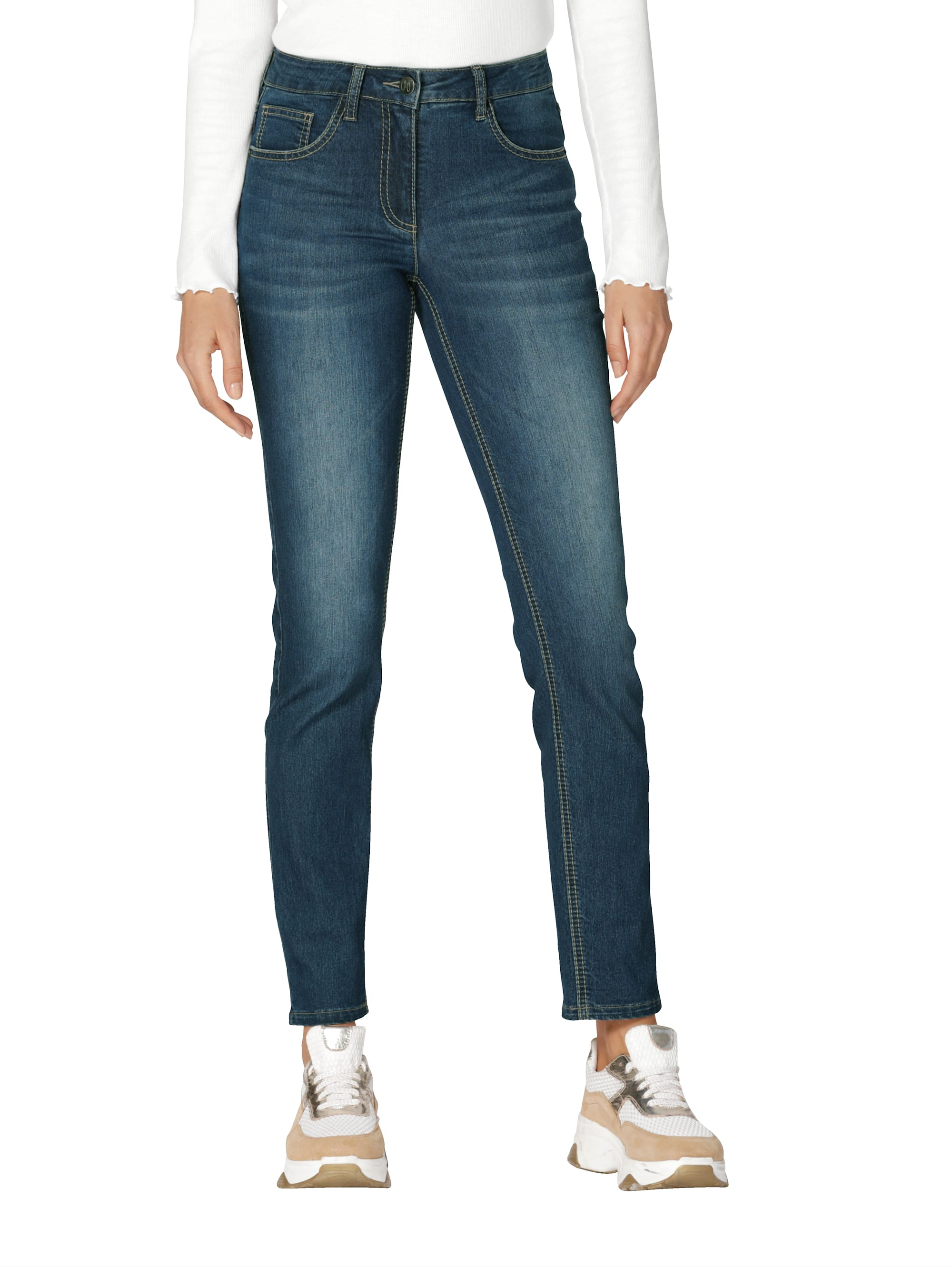AMY VERMONT Jeans in 5-Pocket-Form srB0y YCoHS