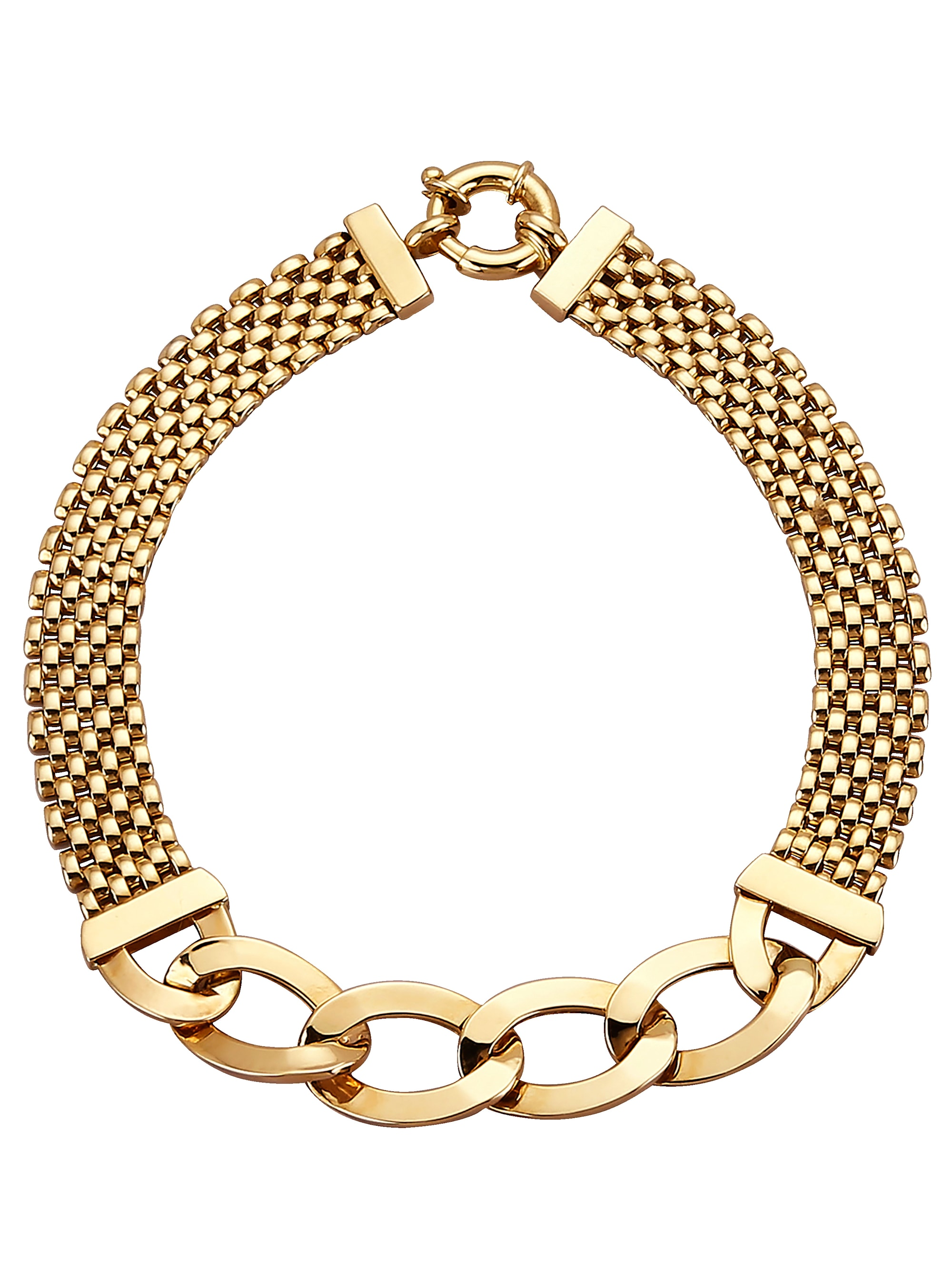 Diemer Gold Armband in Gelbgold 64k85