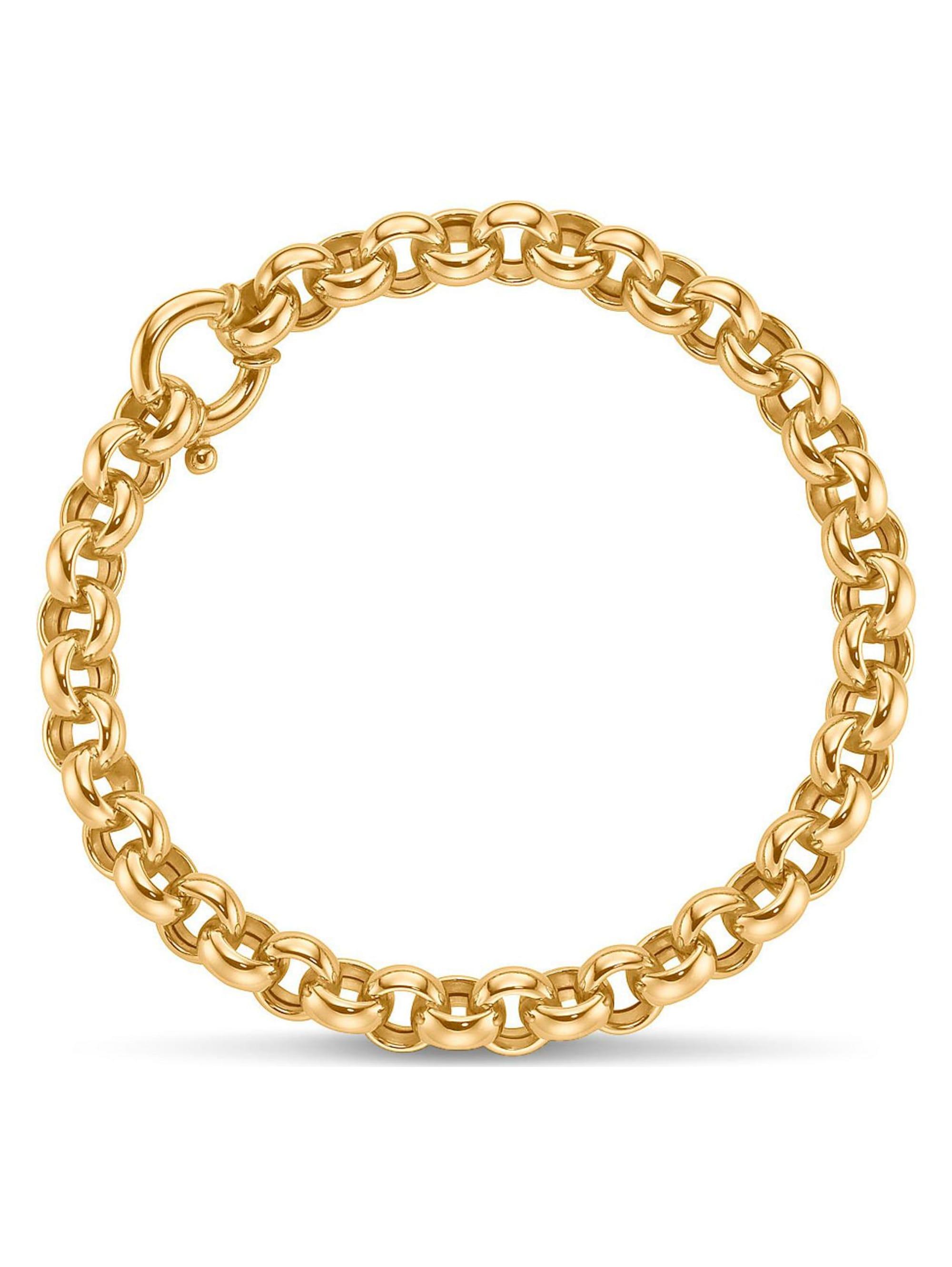 CHRIST GOLD CHRIST Gold Damen-Armband 585er Gelbgold XazBh