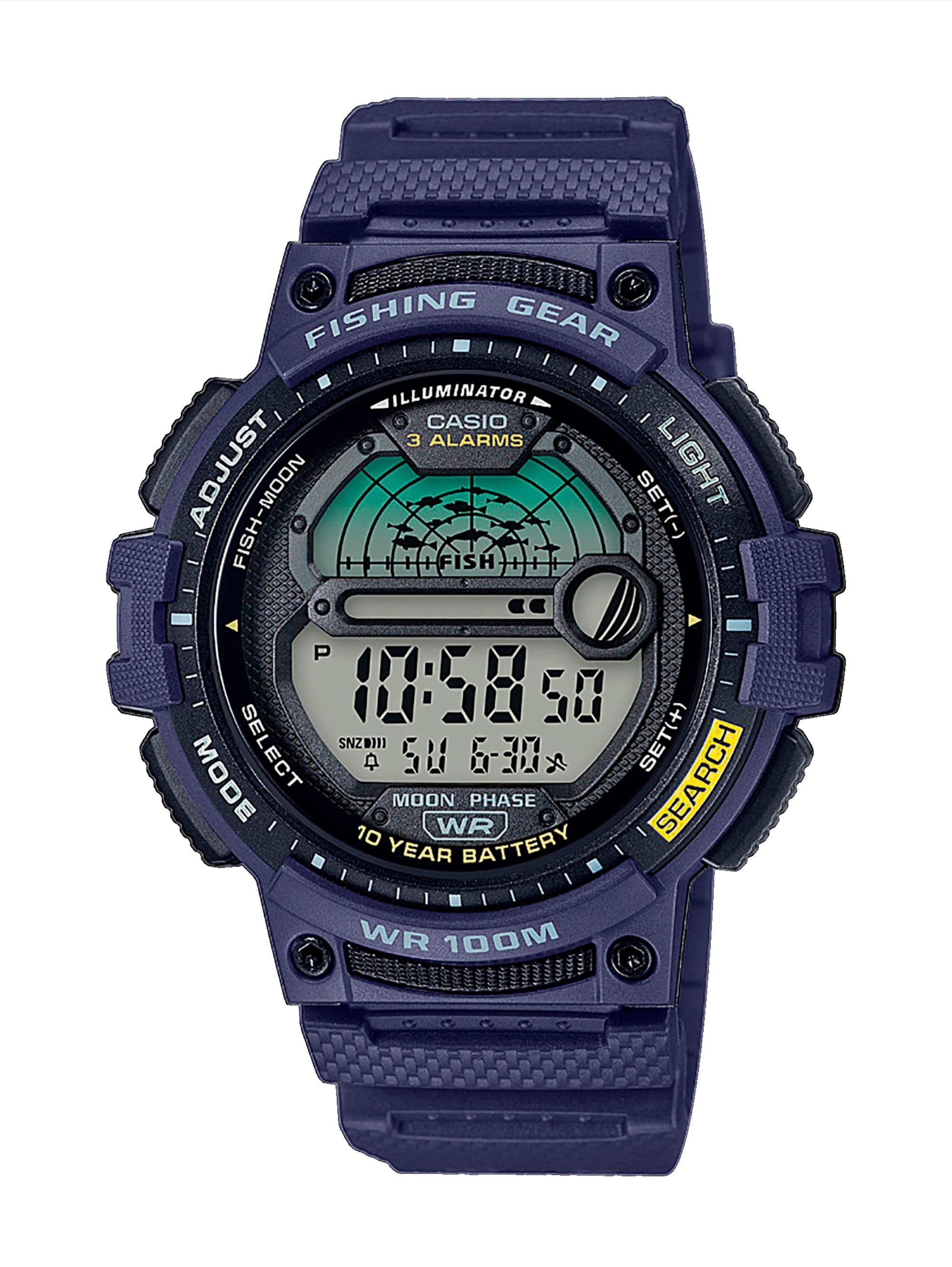 Casio Herren-Uhr Chronograph 9ri4N