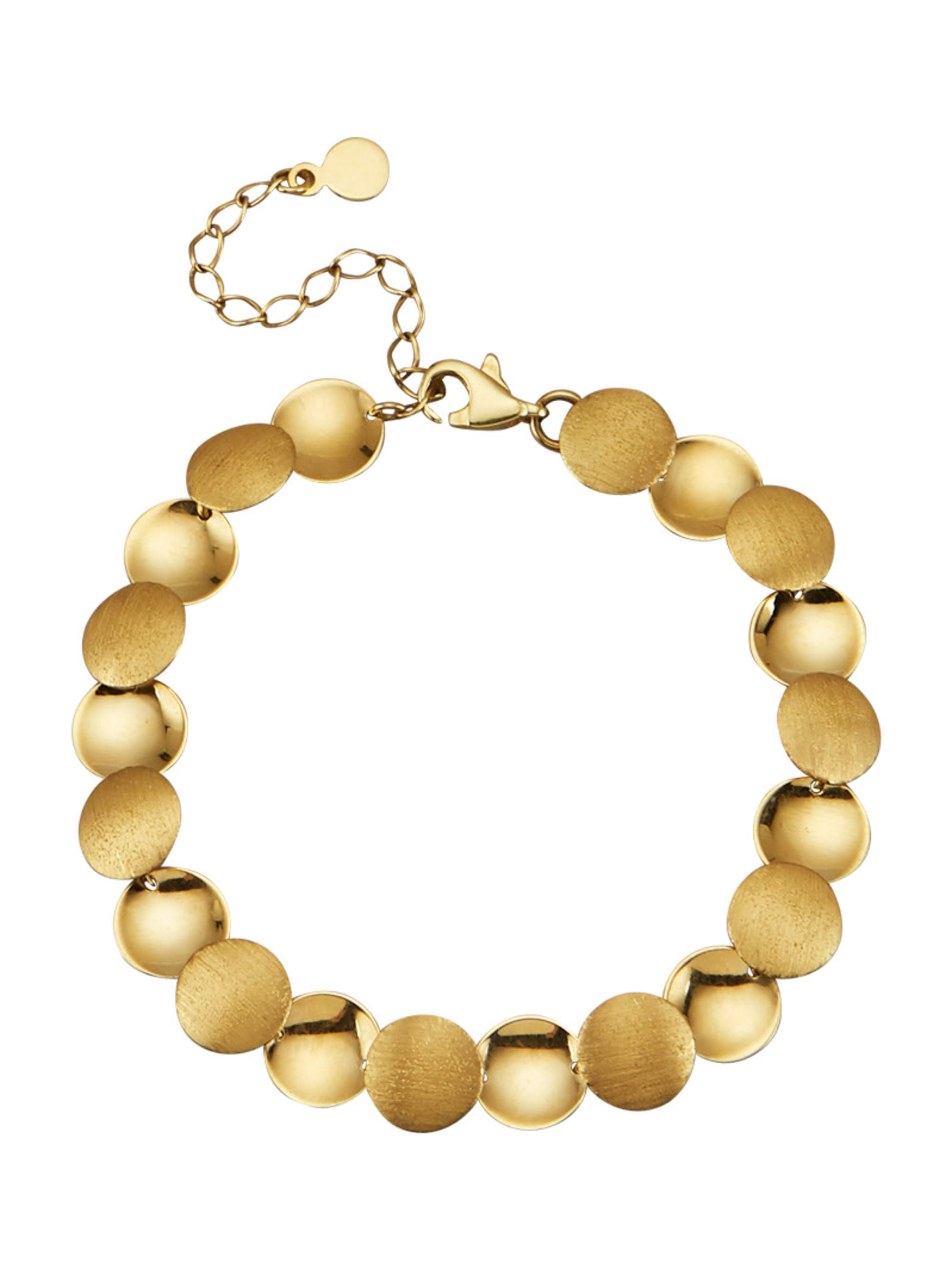 Armband in Gelbgold 375 TkQR3