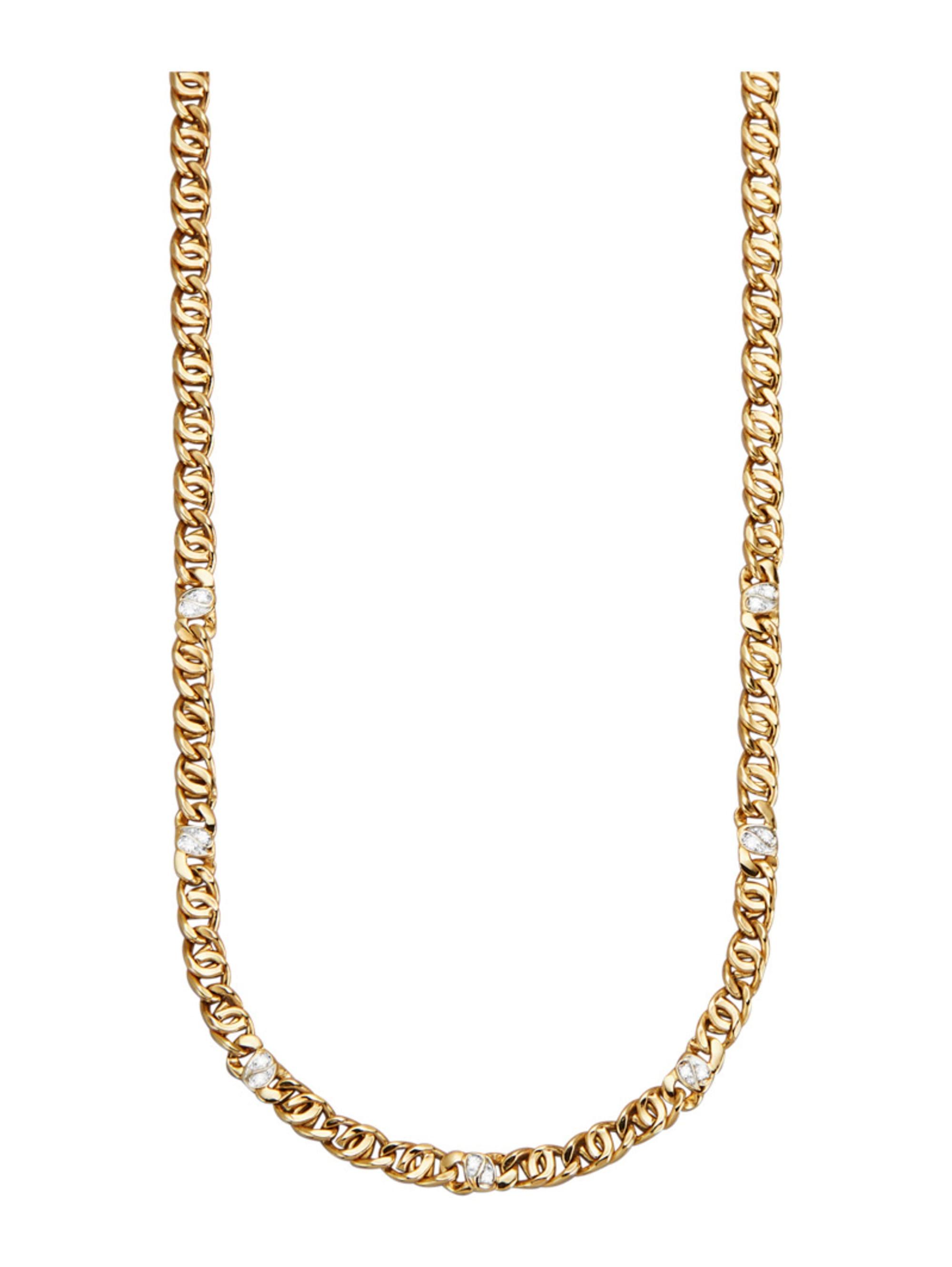 Diemer Diamant Halskette mit Brillanten hUfR5