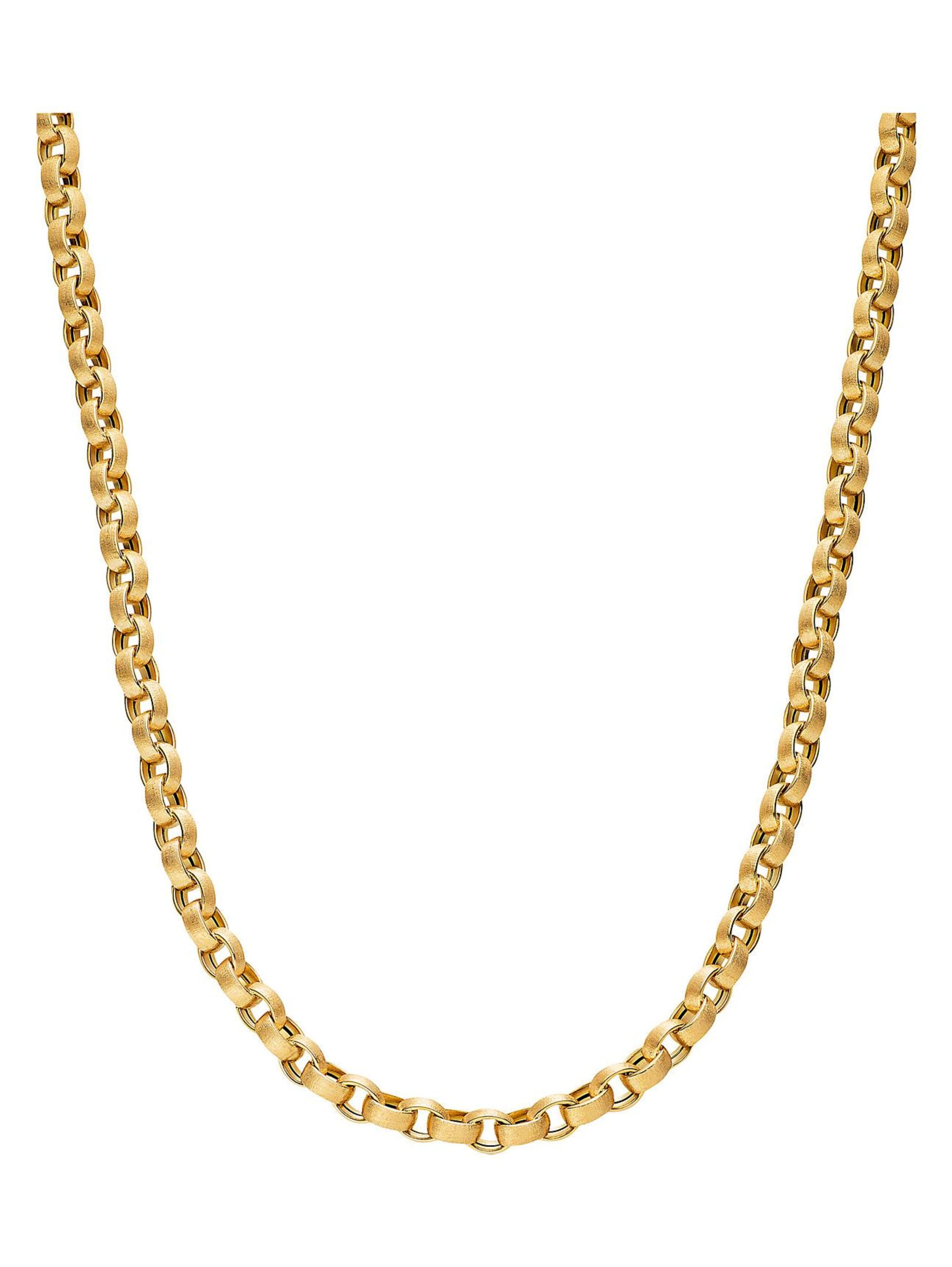 CHRIST GOLD CHRIST Gold Damen-Kette 585er Gelbgold rxGmI