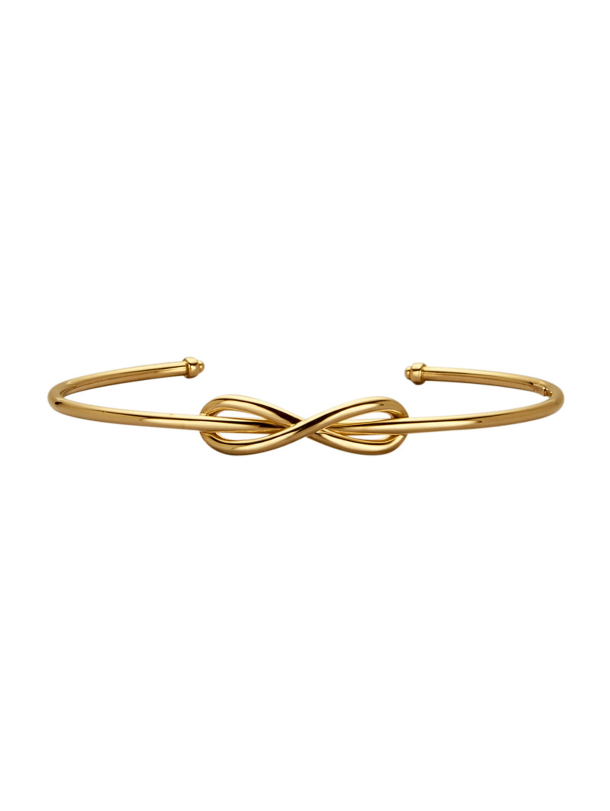 Diemer Gold Infinity-Armreif -Infinity yzYuF