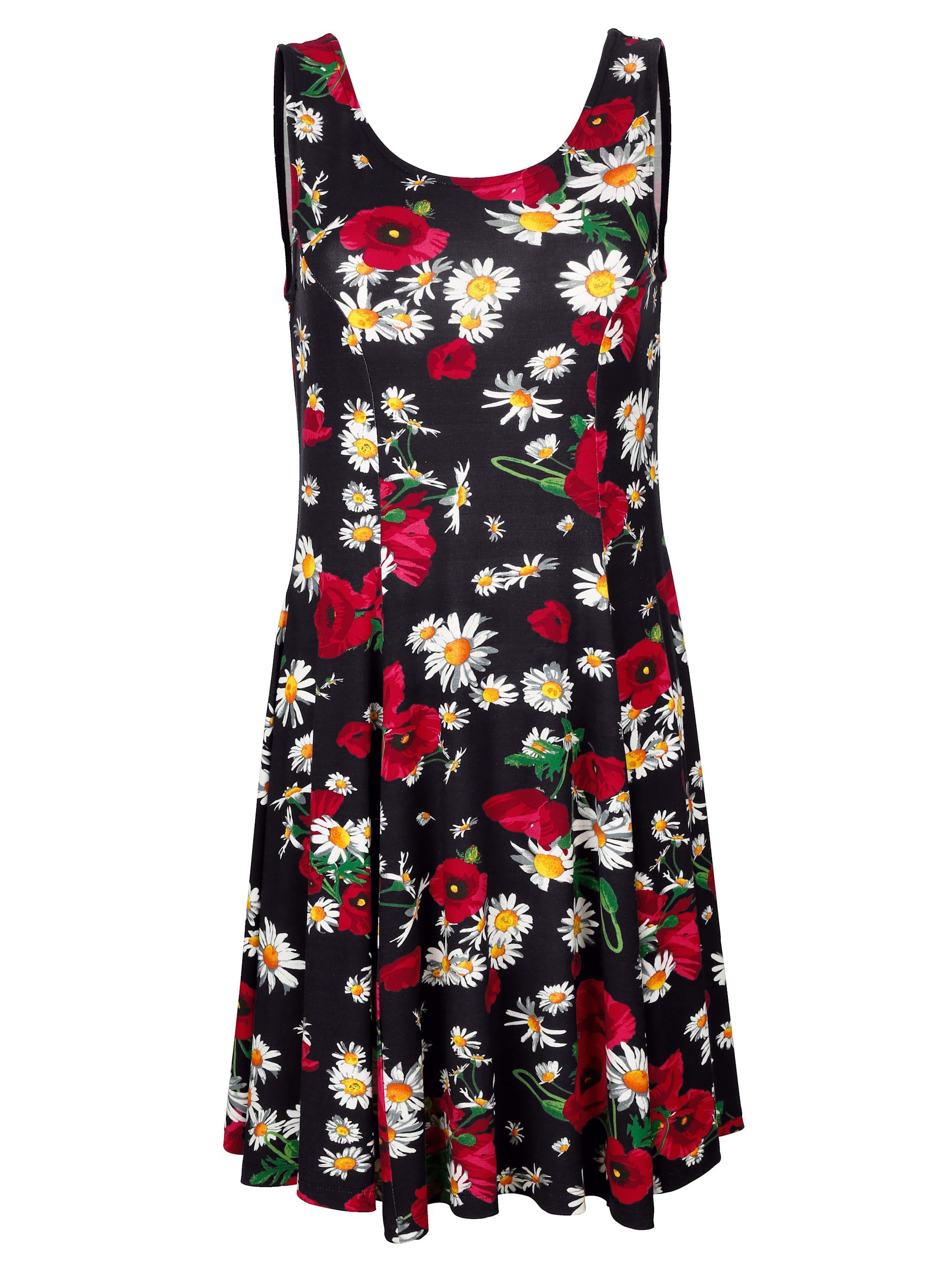 Alba Moda Kleid mit schwingendem Rockteil Ddx6G zvSKR