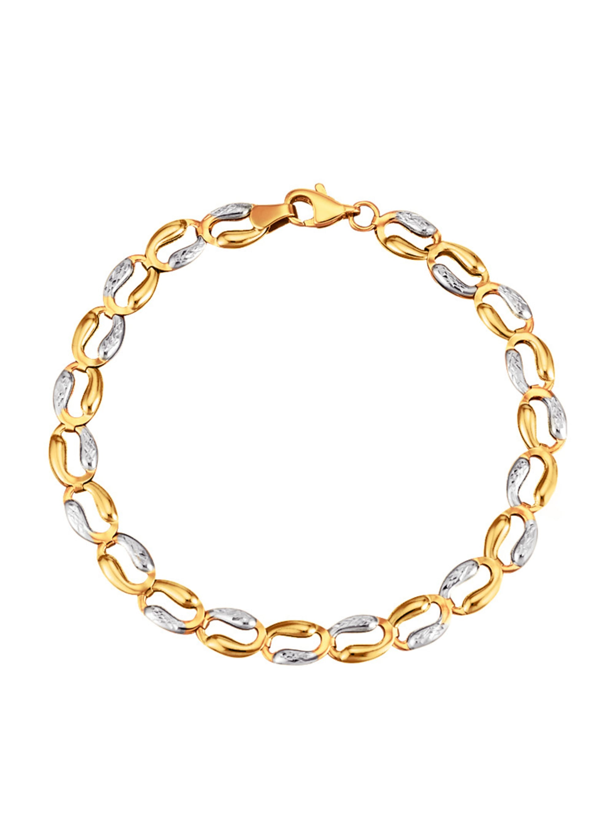 Armband in Gelbgold 375 f7bfK