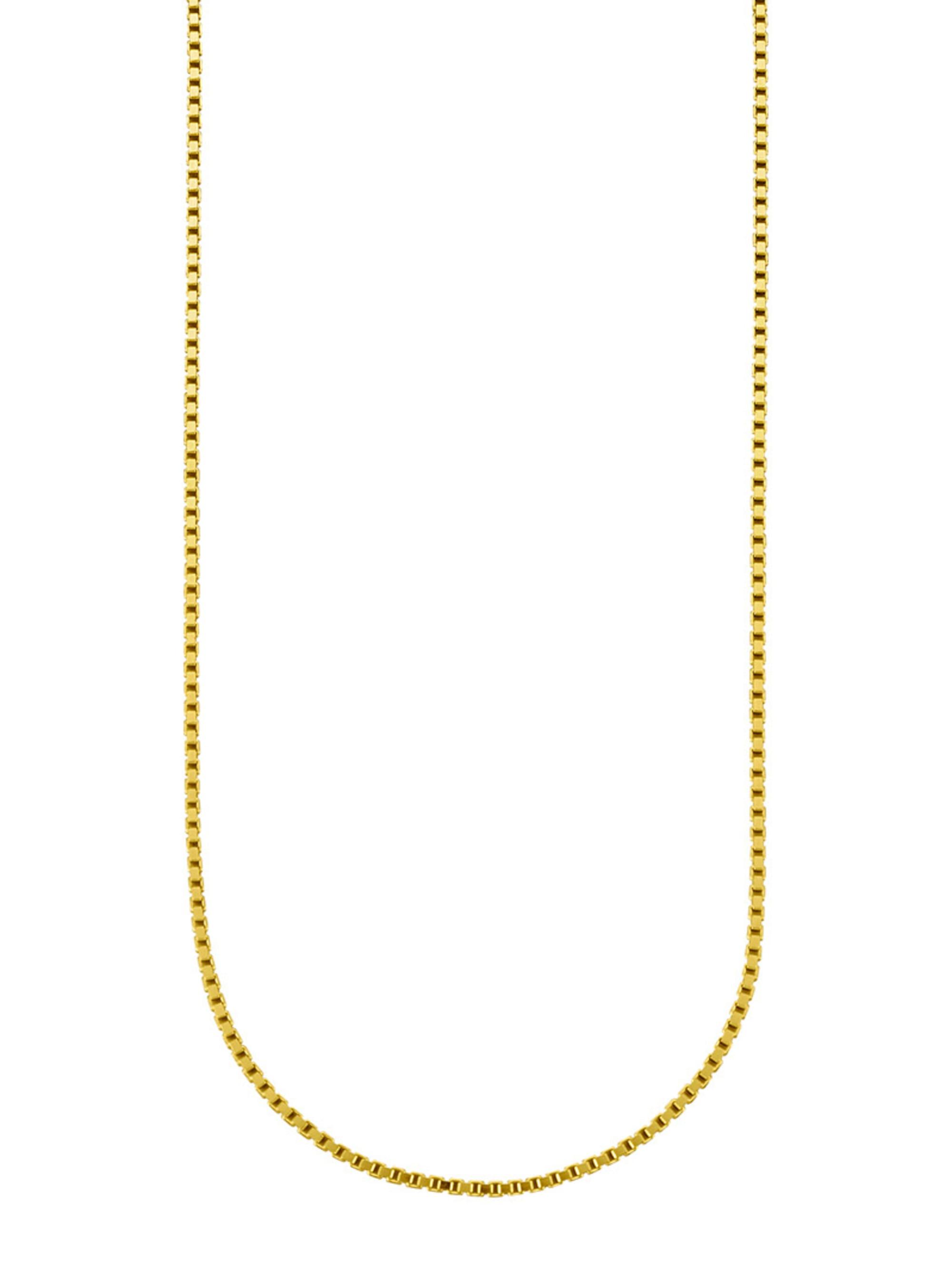 Diemer Gold Venezianerkette in Gelbgold 585 8hoMl