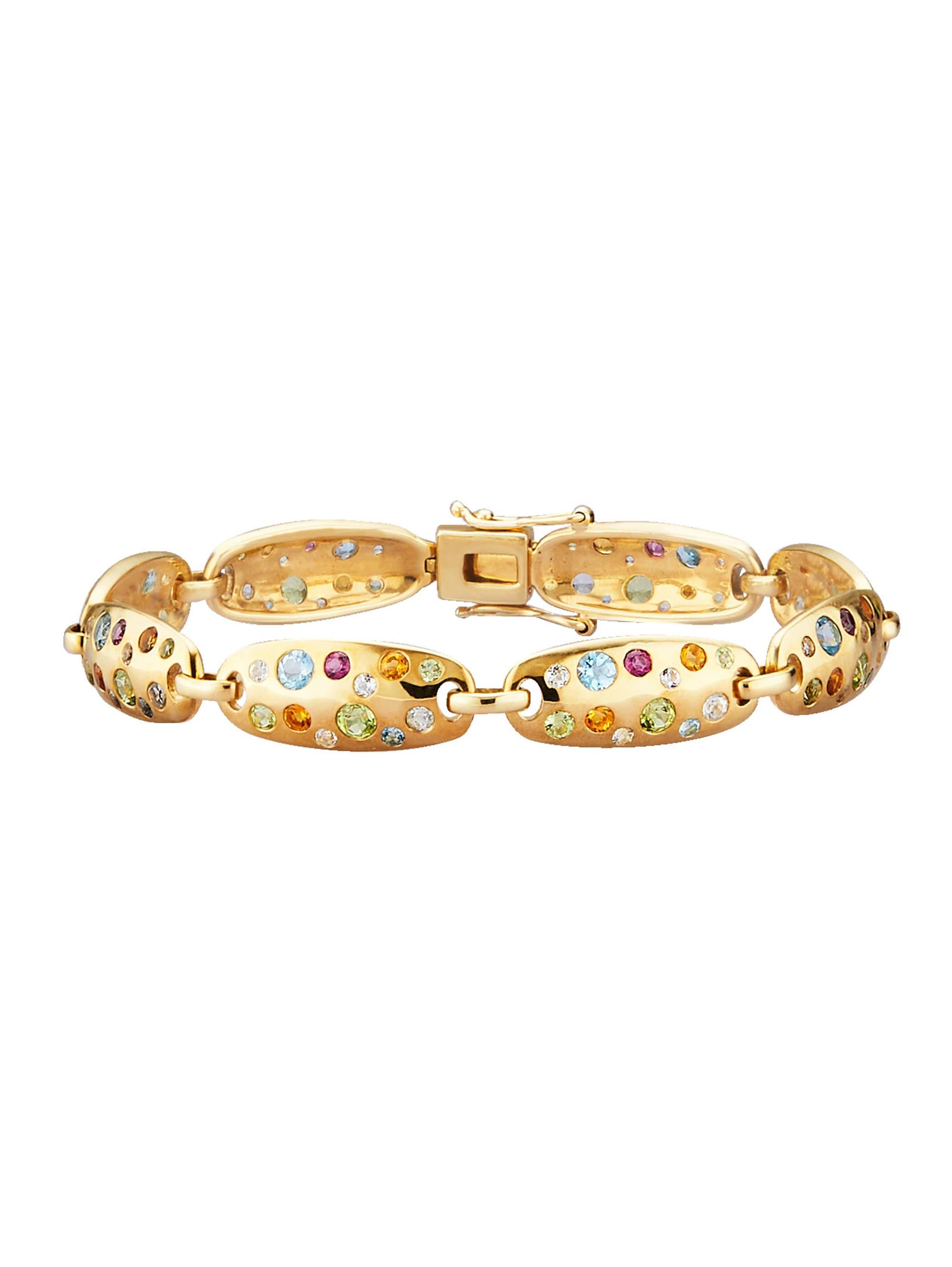 Diemer Farbstein Armband mit Farbsteinen q9b9k